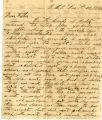 Alfred Gibbons Letter.  Digital.