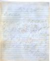 Charles E. Lightfoot Civil War Letter [Digital]