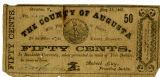 Confederate currency, Augusta County, Virginia, 1862 [digital]