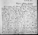 Minutes of the Board of Visitors.  March 20, 1846