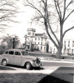 1907 Library Building from across Parade Ground, ca. 1939.