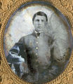 Cadet William H. McDowell, who was killed at the Battle of New Market. [Ambrotype, 1863]