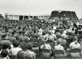 New Market Battlefield Park and Hall of Valor Dedication, May 14, 1970.